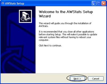 Install AWStats