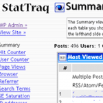 StatTraq – WordPress Plugin for Site Statistic and Traffic Counter