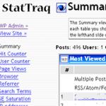 StatTraq – WordPress Plugin for Site Statistic and Traffic Counter