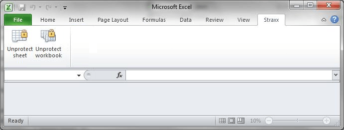 How to password a Excel-file, and also to remove protection