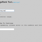 Check Future Page Rank Across Google Servers