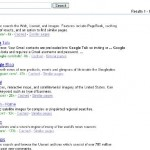 Enable Google's New Search Results Interface