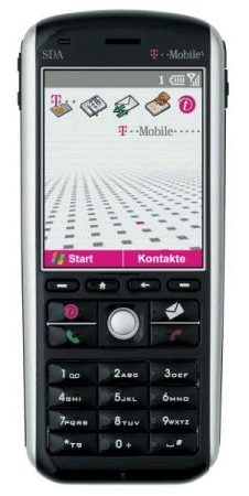 T-Mobile SDA (Smart Digital Assistant)