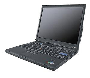 IBM Lenovo ThinkPad T60p