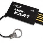 OCZ Ultra Slim Mini-Kart USB 2.0 Flash Drive Review by Tweak News
