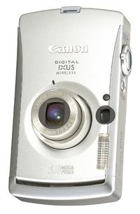 Canon Digital IXUS Wireless (Canon PowerShot SD430)