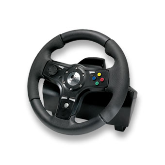 Logitech DriveFX Racing Wheel