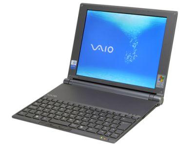 Sony VAIO VGN-X505VP