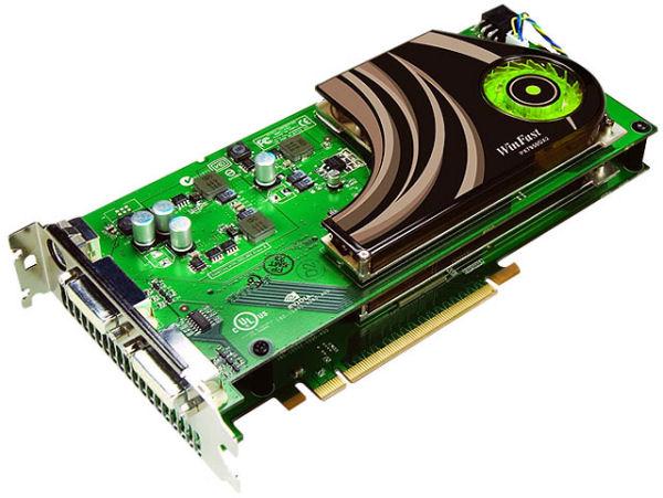 Leadtek WinFast 7950 GX2 TDH