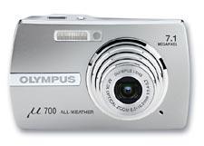 Olympus µ [mju:] 700