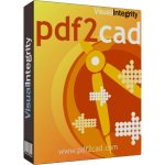 Visual Integrity PDF2CAD v6.1 Reviews