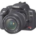Canon EOS 400D Digital or Canon EOS Digital Rebel XTi
