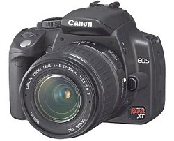 Canon EOS 350D Digital (Canon EOS Digital Rebel XT)