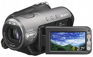 Sony HDR-HC3E