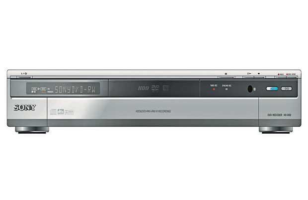 Sony RDR-HXD560 DVD Recorder