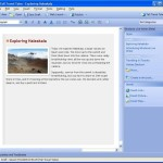Publish Blog with Windows Live Writer Offline Blog Editor Tool