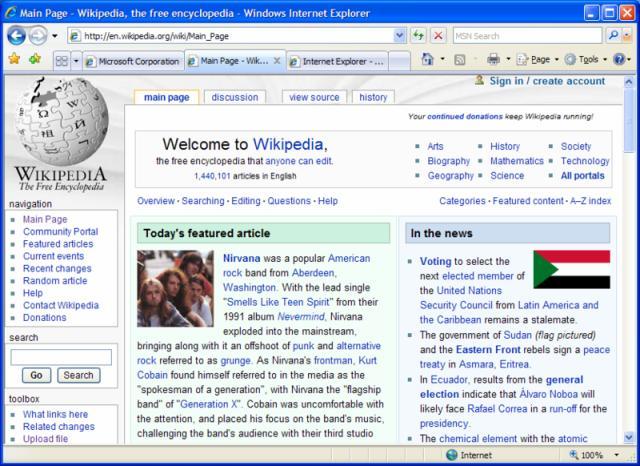 Unhide, Display and Show Classic Menus or Menu Bar in Internet