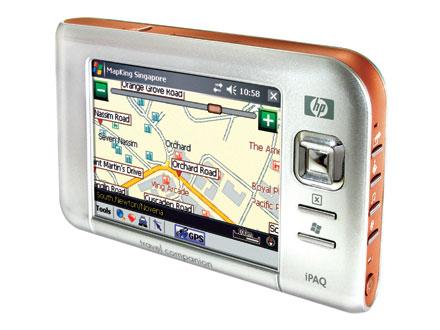 HP iPAQ rx5965