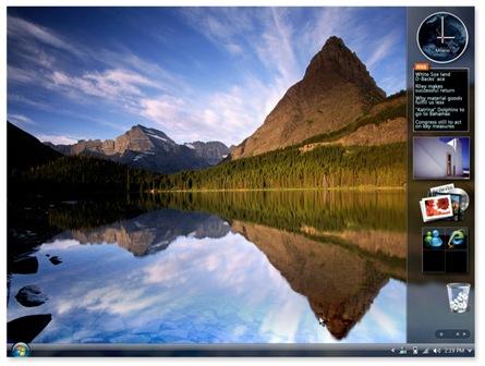 vista sidebar xp free