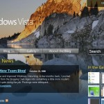 Windows Vista Tips & Tricks and Team Blog