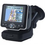 Acer d150 Portable GPS Navigator Reviews