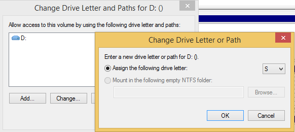 Change or Modify the Drive Letter and Paths in Windows Tech Journey