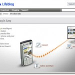 Using Nokia Lifeblog 2.x PC Software with Lifeblog 1.x on S60 Series Phone (Nokia 3230, 6260, 6630, 6670, 6680, 6681, 6682, 7610)