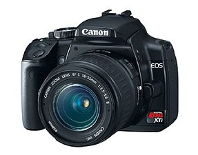 Canon EOS Digital Rebel XTi