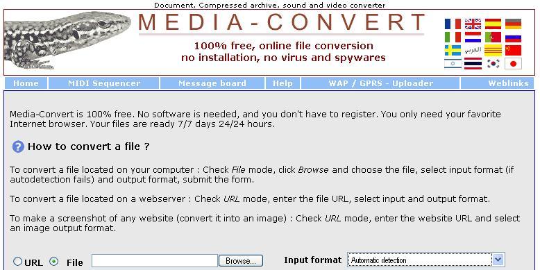 Media Convert