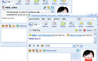 Multiple Yahoo! Messenger