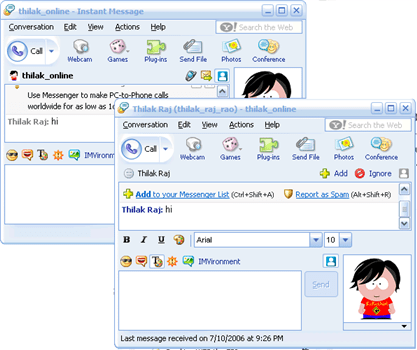 Multiple Yahoo! Messenger