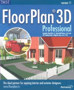 IMSI FloorPlan 3D Professional 11 Reviews - Tech Journey