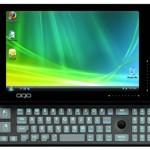 OQO model 02 Ultra-Mobile PC the World Smallest Windows Vista Capable Computer