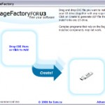 Convert and Make Applications Compliant and Run on U3 USB Flash Drive with PackageFactory for U3