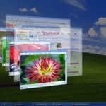 Alternative to Use Windows Vista Flip 3D Feature in Windows XP with TopDesk