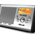 Pure Digital Pure Move DAB Digital and FM Radio Reviews
