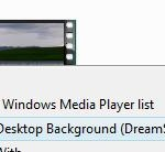 How to Set a Video as a DreamScene Background Wallpaper