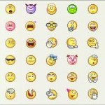 Hidden Emoticons (Emotions) or Smileys in Yahoo! Messenger