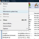 Workaround to Run eMule in Windows Vista