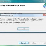 Workaround to Install Microsoft AppLocale Utility in Windows Vista