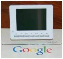 Google Electronic Photo Frame