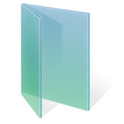 Adjusted Glass Folder