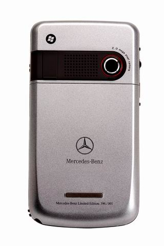ASUS P526 Mercedes-Benz Limited Edition