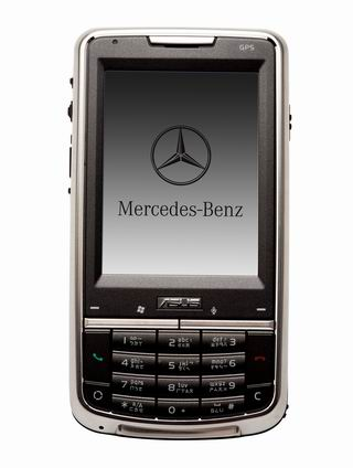 asus p526 mercedes benz limited edition windows mobile