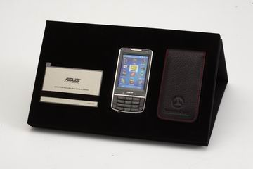 ASUS P526 Mercedes-Benz Limited Edition Gift Box