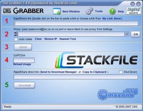 CMS Grabber 1 4 8 Free Download - Tech Journey