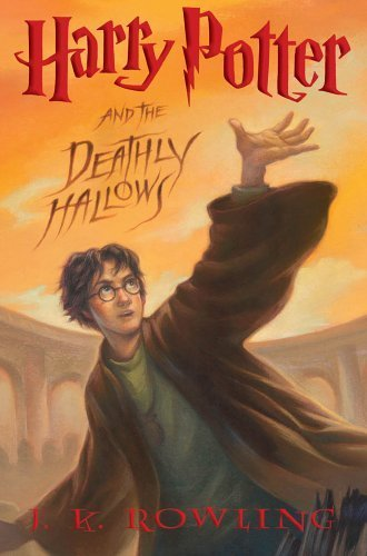 Harry Potter and The Deathly 7 US Edition