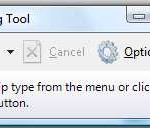 Free Screen Capture Utility in Windows - Snipping Tool