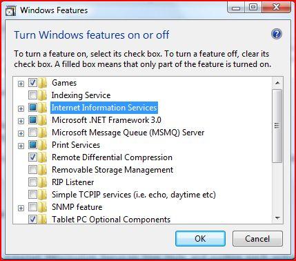 install iis smtp server windows 7