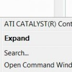 Open Command Prompt Here as Administrator at Current Folder Directly in Windows File Explorer
